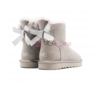 UGG Bailey Bow Mini II Metallic Seal