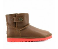 UGG Mens Beni Chocolate Red