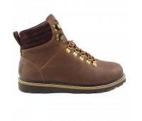UGG Mens Capulin Chocolate Зимние мужские ботинки