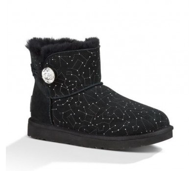 UGG Mini Bailey Button Bling Constellation