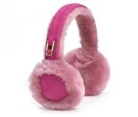 Наушники меховые розовые UGG Australia