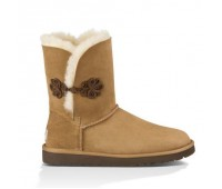 UGG Bailey Gold Mariko Chestnut