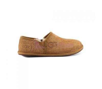 Мужские UGG Slippers Scuff Romeo II - Chestnut