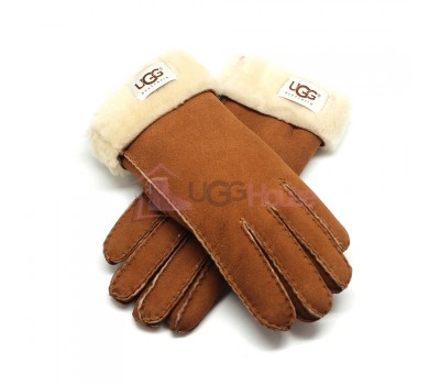 Женские перчатки UGG Chestnut