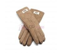 Женские удлиненные перчатки UGG Cappucinno - 1032