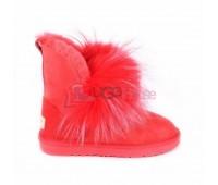Ugg Fox Gen Red
