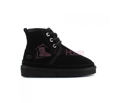 Ботинки Детские UGG Kids Neumel - Черные