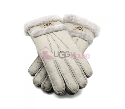 Перчатки UGG 1047 - Grey Violet