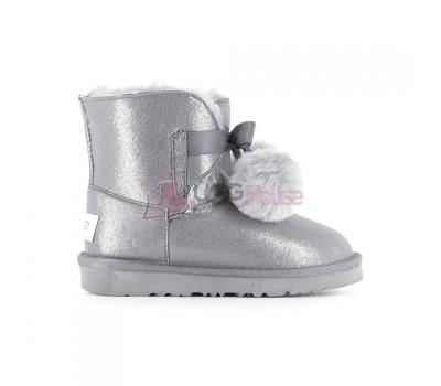 Угги Детские UGG Gita Metallic - Silver
