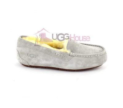 UGG Moccasins Women Ansley Grey Violet