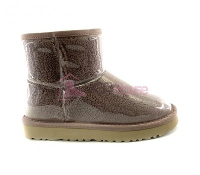 UGG Isabelle Transparent Waterproof Boot - Dusk Угги мини