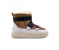 UGG Classic Boom Buckle Boot Chestnut