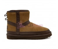 UGG Classic Mini Hard Step Chestnut