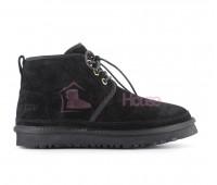 Ботинки UGG Neumel Черные