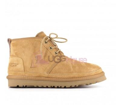 Мужские ботинки UGG Neumel II Рыжие