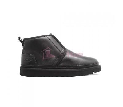 Ботинки UGG Men's Neumel Flex Metallic Black
