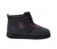 UGG Men's Neumel Waterproof Boot Black