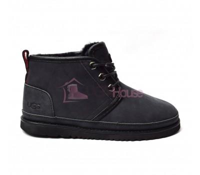 Мужские ботинки UGG Men's Neumel Waterproof Boot Black