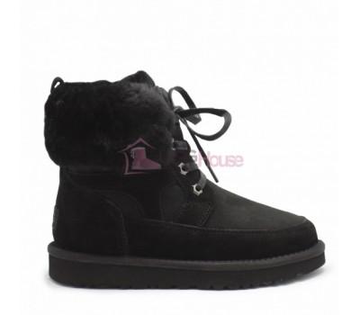 UGG Womens Liana Boot Black