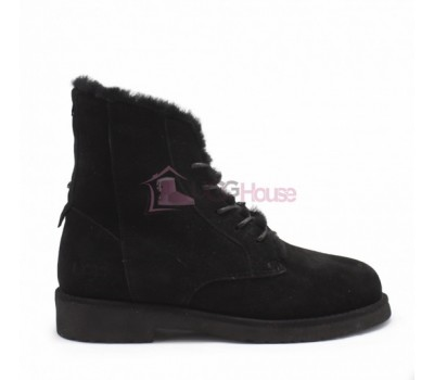Ботинки UGG Womens Quincy Boot Black