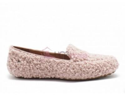 Мокасины UGG Womens Hailey Fluff Loafer Dusk