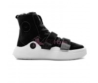 Кроссовки угги UGG Sneakers Sioux Trainer - Black
