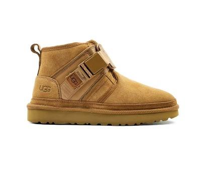 Ботинки мужские UGG Neumel Snapback - Chestnut
