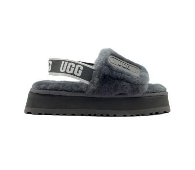 UGG Disco Slide Sandal - Grey
