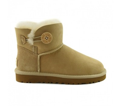 UGG Australia Bailey Button Mini II - Sand