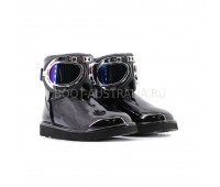 UGG & Jimmy Choo Motor Glasses Black
